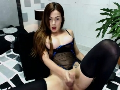 Broad uses huge dildo to masturbate Must see on web camera chat x