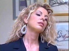 Italian Sexually available mom gets it Hard