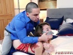 Kaylee's blonde newbie talks dirty for sticky creampie he still his bosses