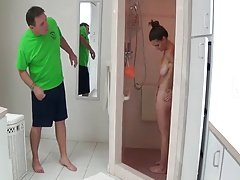 daddys shower fantacies WF