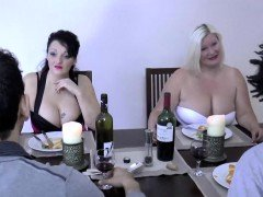 AgedLovE Lacey Star Totally hardcore Groupsex With Friends