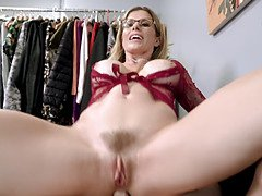 Horny Step Mom Wants Anal Sex before My Dad Comes Home
