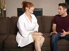Just don't tell your daddy! - Lauren Phillips - desire massage