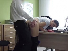 LOAN4K. Hot rectal sex for a loan for business