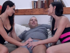Hot Cum Swap Threesome: Sweet Dreams Are Made Of Jizz