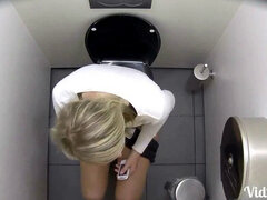 Hidden Camera toilet 1