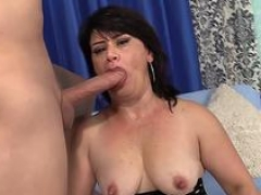 Long Rod Stuffs Elegant Granny Jenna Jingles Hard and plus Deep