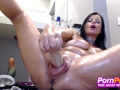 Cool Cooter Pumping COUGAR