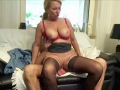 GERMAN BROTHER CAUGHT Soccer mom STEP-SISTER JENNY And additionally GET Bang