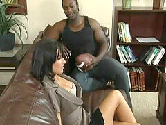 milf luvs ample black cock