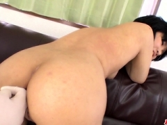 Saki Umita booty fucked during casting - Even more at