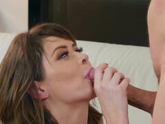 Emily Addison receives all the orgasms she's been missing