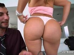 Bubble ass and juicy boobs latina MILF Julianna Vega