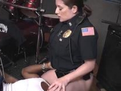 Bushy milf inexperienced tiny jugs first time Raw movie grips cop pounding a deadbeat dad