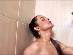 Transgender beauty women getting drilled Compilation