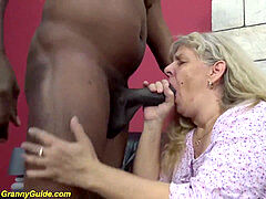 aged obese moms first-ever interracial sex