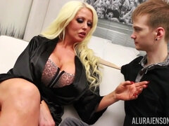 Looking For Someone Older To Fill Her Pussy - alura jenson