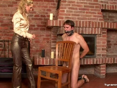 Fucked and Fisted By A Femdom Bitch