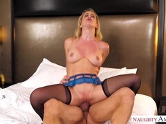 Cherie DeVille,Johnny Castle Dirty Wives Club