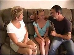 Hot Aged Swingers Have an intercourse Immature Babysitter