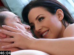 Angela White Anal Milf Fucked Bathroom To Bed
