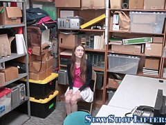Real teen thief and mature stepmom
