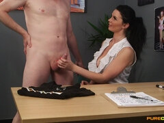 tasha holz as blowing cock secretary