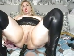 Anal, Mature anale, Solo