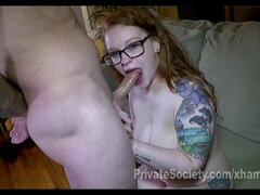 Large-Breasted 18-Years-Old Pawg fucks Her Boyfriend
