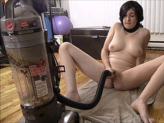 bf experiments with vac on girlfriend, she ends the job
