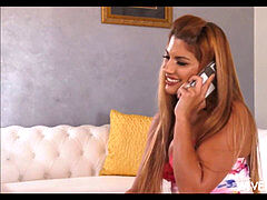 magnificent Latina Cougar wifey Mercedes Carrera Cheats On hubby