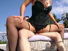 Sugarbabestv : nubile get her first ejaculation