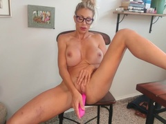 Puma Swede Alone in the kitchen