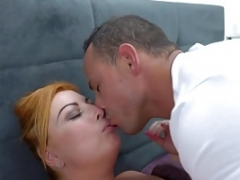 Slightly fat grown-up woman enjoys xxx fuck