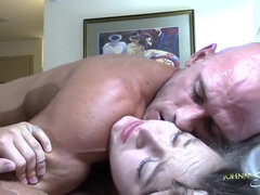 Well hung stud Johnny Sins Fucks PAWG Dani Daniels - hardcore with cumshot
