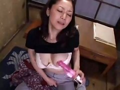 Hot Japanese Mom i`d like to fuck Wank 27