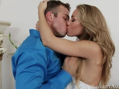 Nicole Aniston,Chad White Naughty Weddings