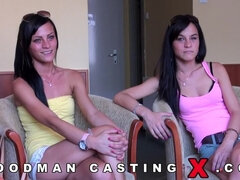 Jessy and Cats Taylor casting