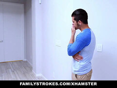 FamilyStrokes - super-fucking-hot Teen smashed By Her cousin