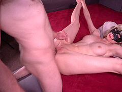 Throatpie, hard rough sex, ana lingus