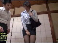 KIL-103 Erotic Pantyhose Dame Teacher Who Unwittingly Leaked You At Home