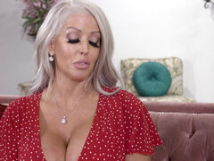 Alura Jenson geting her ass teared by stepson