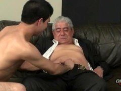 Grandpa Loves Banging Twinks