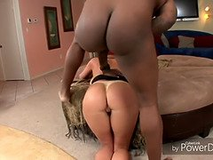Mommy s ebony cock ass fucking nightmare