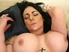 Swedish Jessica_jess model gets cooter destroyed and blow penis