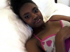no 1 time ebony teen