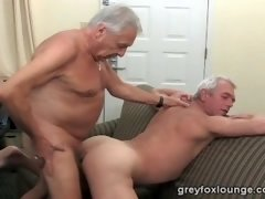 Grandpa have an intercourse older