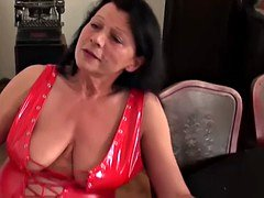 FUN Vids Horny Granny cant get quite enough