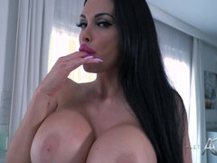 Hungarian Aletta Ocean - Your Dessert Is Served in 4K - big fake tits in cream