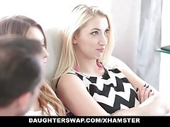 DaughterSwap - Archive Of Hot 18-19 y.o. chicks Getting down and dirty Aroused Dads
